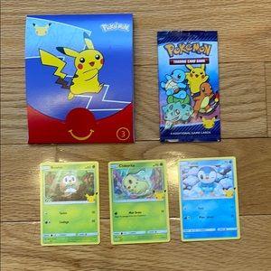 Pokémon McDonalds Cards